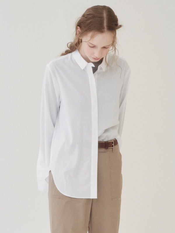 Hidden Basic Shirts / White