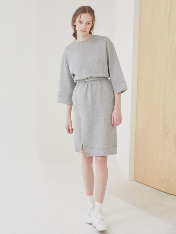 Mix MTM Dress / Grey