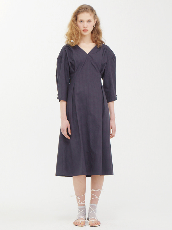 Wide Sleeve A Drees / Dark Navy
