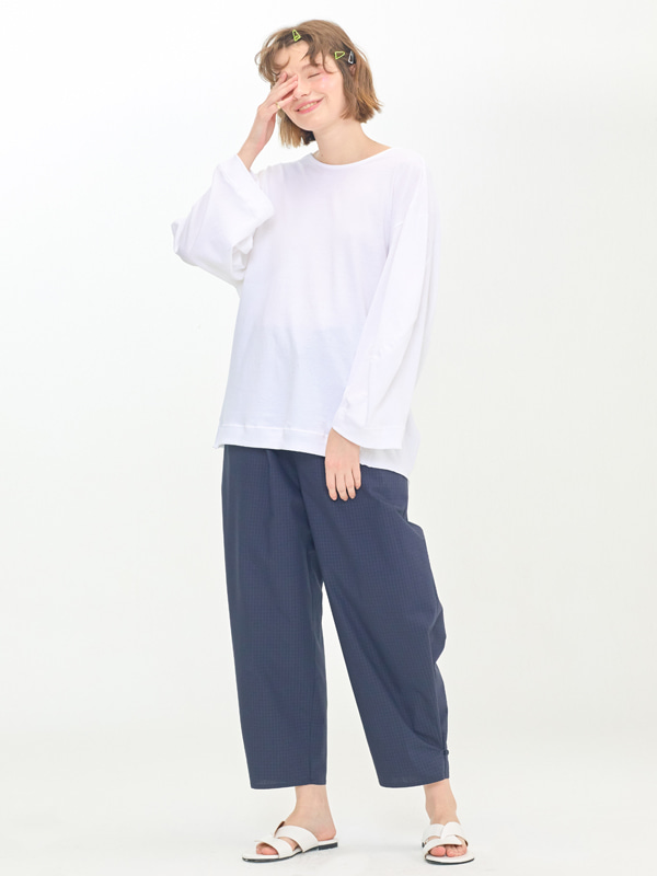 Twist Volume T + Volume Banding Pants